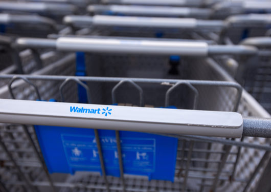 Walmart Patent Filings Envision Customers Strapping on Headsets and Virtually Shopping