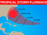 Mid-Atlantic Ports Brace for Hurricane Florence