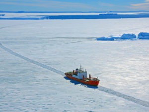 Shipping's New Arctic Routes May Not Thaw Cold Economic Reality