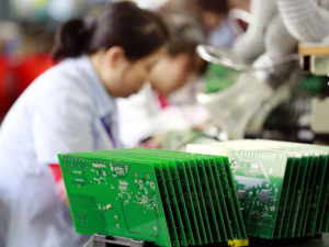 Coping With Component Shortages in the Electronics Industry