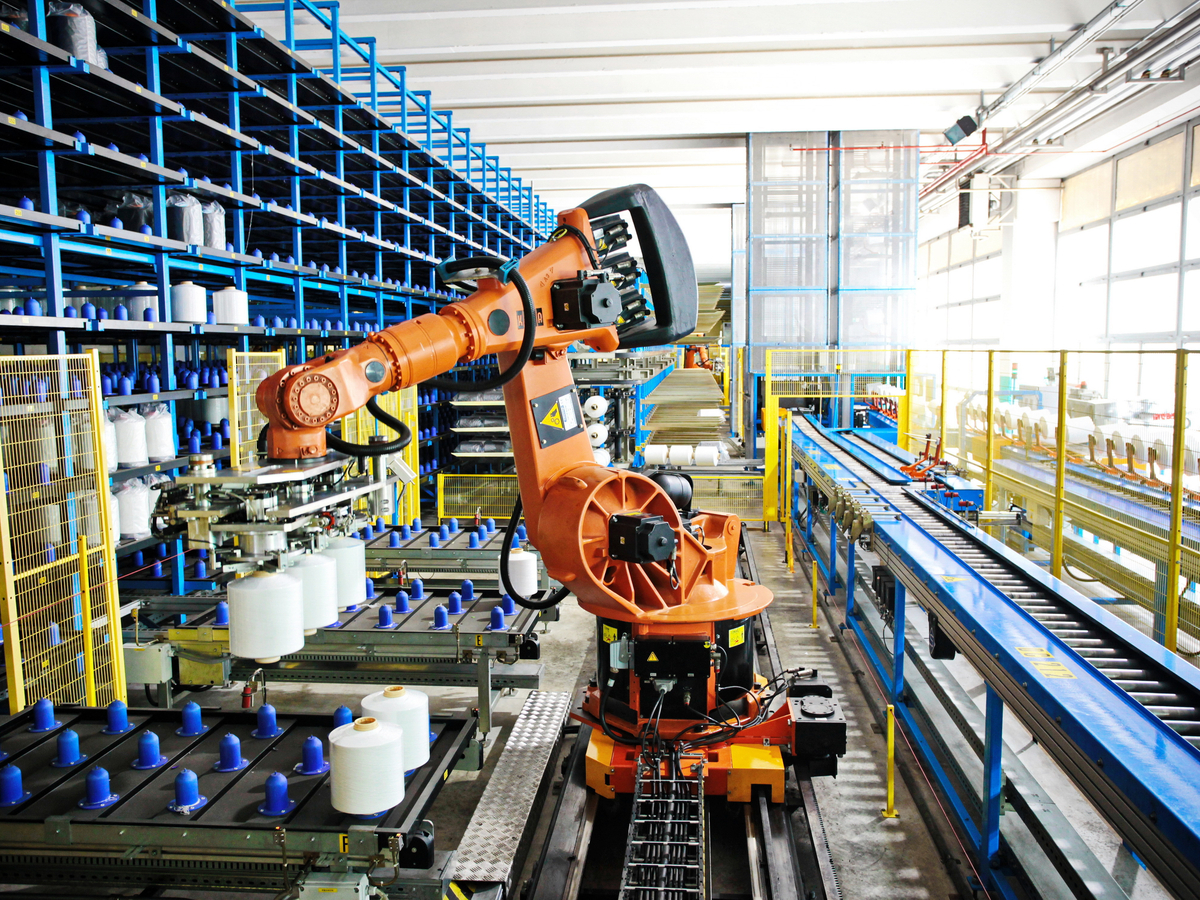 The Robotic Future of Manufacturing | SupplyChainBrain