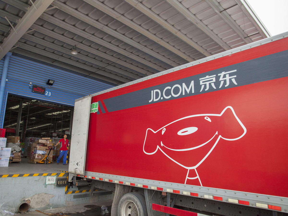 JD.com Is Turning Its Logistics Network Into a Broader Delivery Service