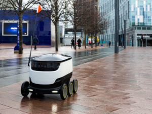 Packages Delivered Via Robot? Now There's an App for That.