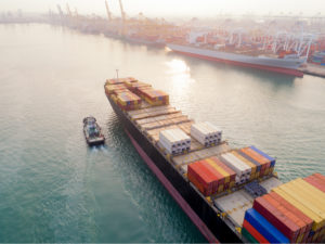 The Ups and Downs of the Global Shipping Industry