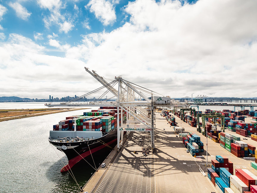 Port of Oakland Outlook: A Conversation With New Executive Director