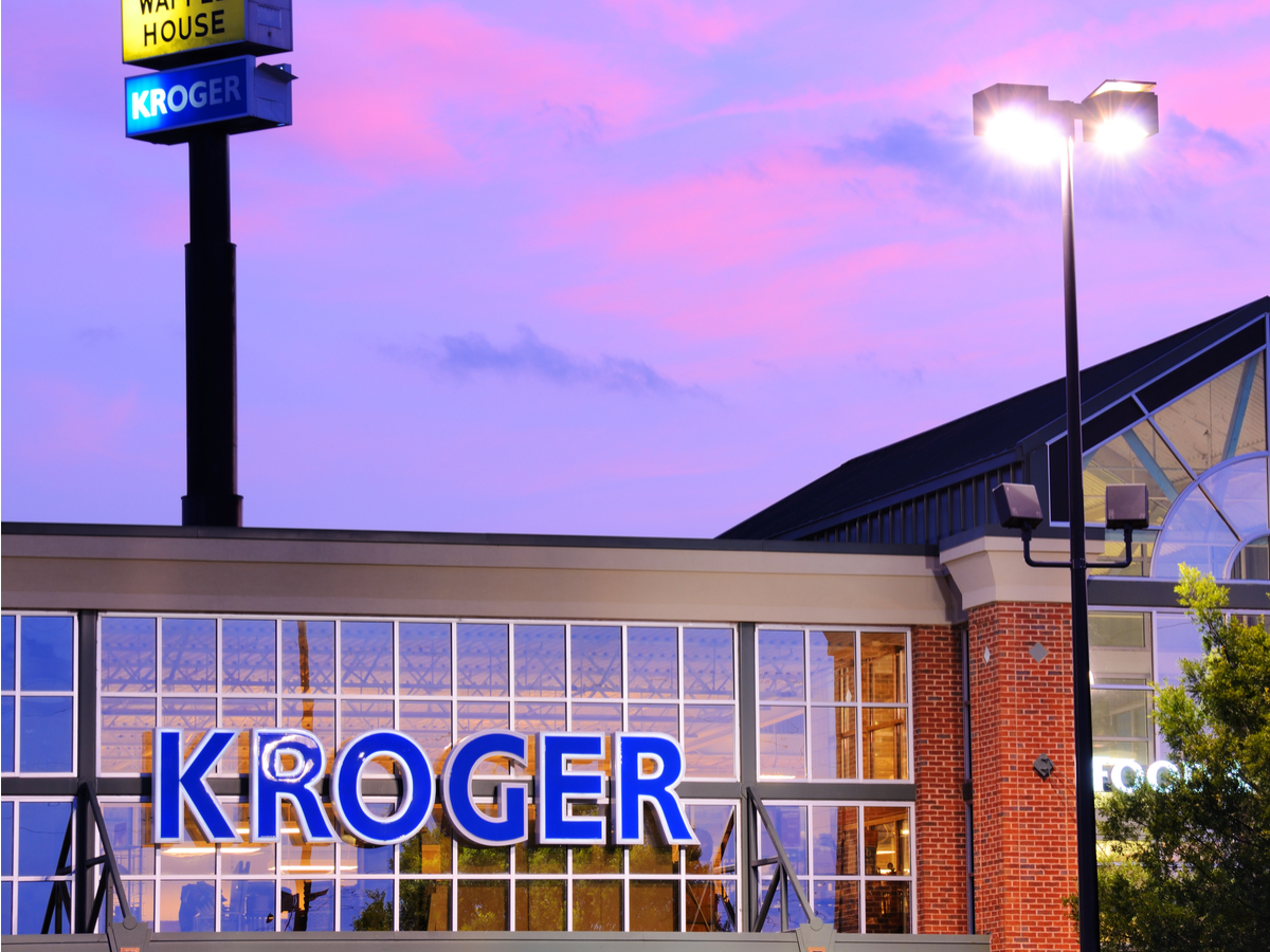 Kroger Microsoft Are Building The Grocery Store Of The Future