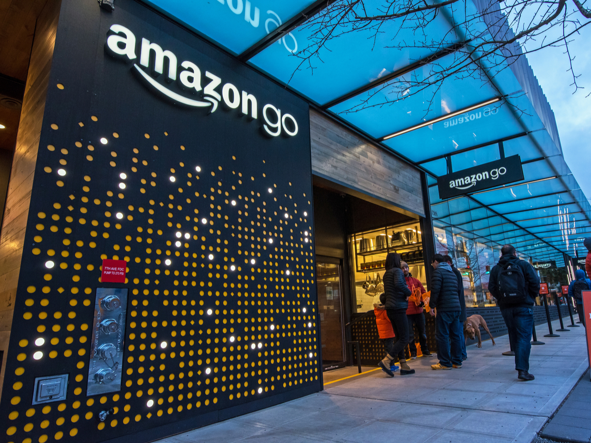 One Year Old: Amazon Go Has a Lot of Cashierless Imitators