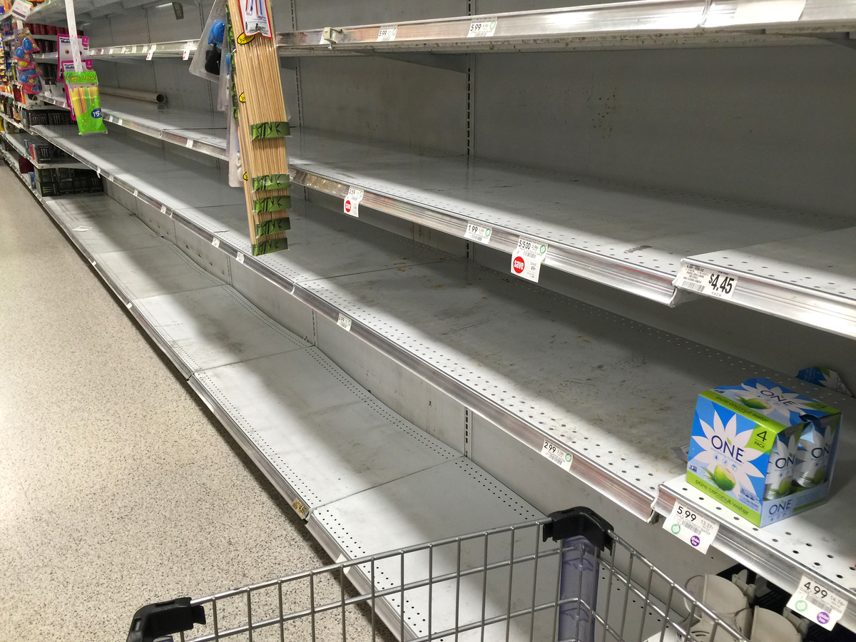 Supermarkets Warn of Empty Shelves in No-Deal Brexit