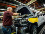 GM's Diesel-Burning Pickups Will Pave Way to the Electric Future