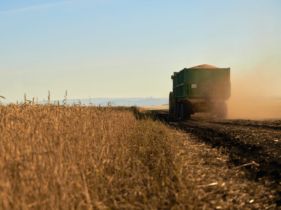 This Uber-Like Solution for Trucking Grains Could Optimize U.S. Agriculture