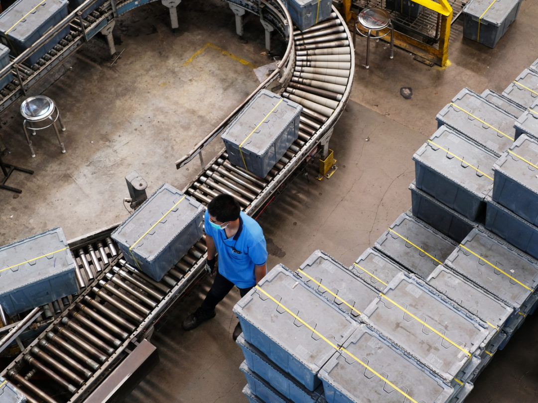 Five Steps to Close 2018's Warehousing Performance Gap