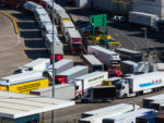 Brexit Trucking Permits Are Flooding In as Hauliers Fear No-Deal