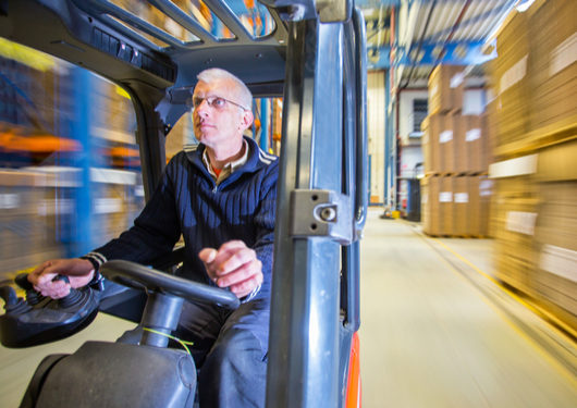 Jobs Are In Logistics