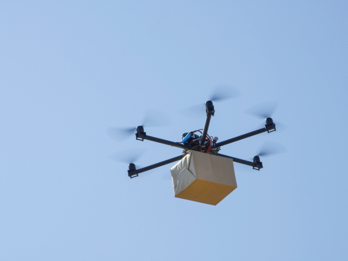 Keeping Operations in Flight: How Drones are Revolutionizing