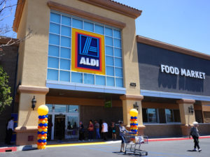 Aldi Sets Sustainability Goals as Consumers Call for Less Waste