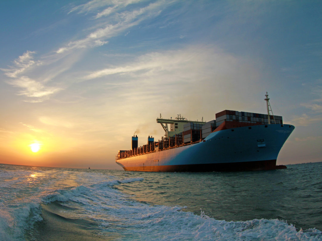Shipping Industry Fuel