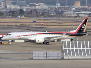 First Japan-Built Airliner in 50 Years Takes on Boeing, Airbus