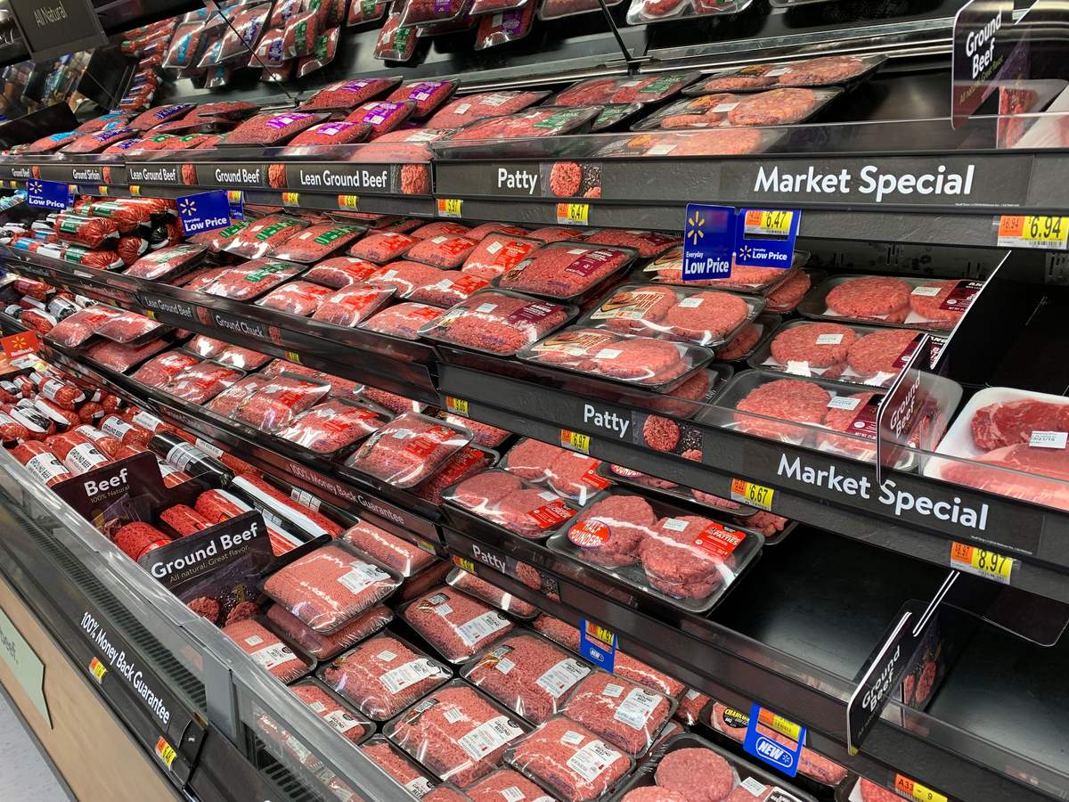 Walmart Creates an Angus Beef Supply Chain, Bypassing Tyson | 2019