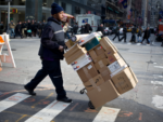 Will E-Commerce Logistics Cause Urban Gridlock?