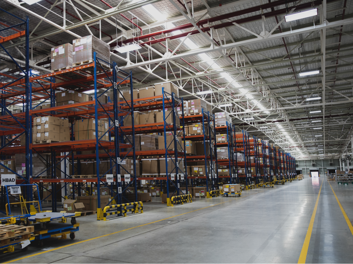 Traditional Warehousing Is Slowing Supply-Chain Evolution