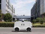Driverless Delivery Vans Are Here as Production Begins in China