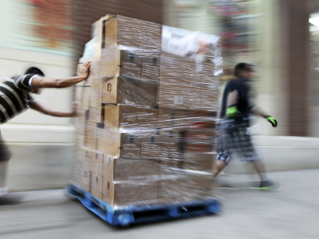Don't Sacrifice Security for Fast Shipping