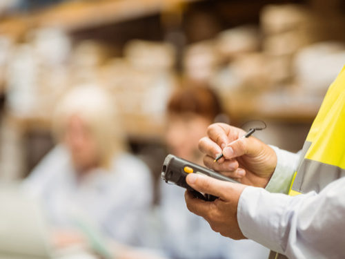 How Mobile Technology Is Evolving in the Supply Chain