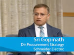 Schneider Electric Turns to Suppliers to Promote Innovation