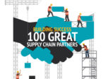 Building Success: 100 Great Supply Chain Partners of 2019