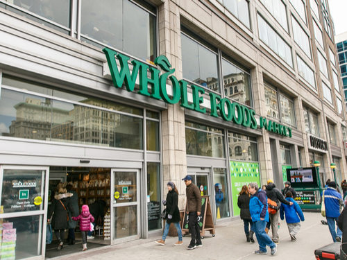 Amazon Expands Two-Hour Whole Foods Delivery to Catch Walmart