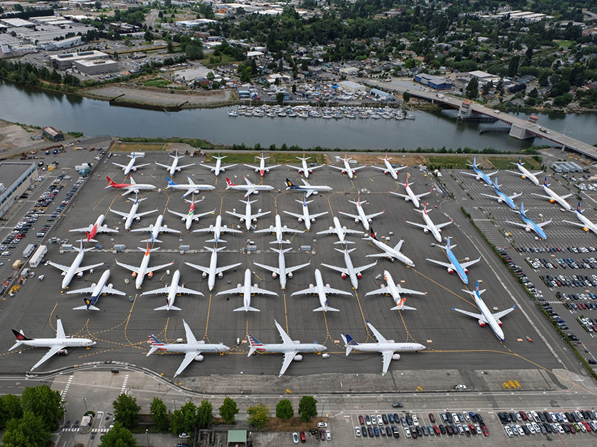 Airlines Warn Max Clashes Have Fractured Plane-Approvals Process