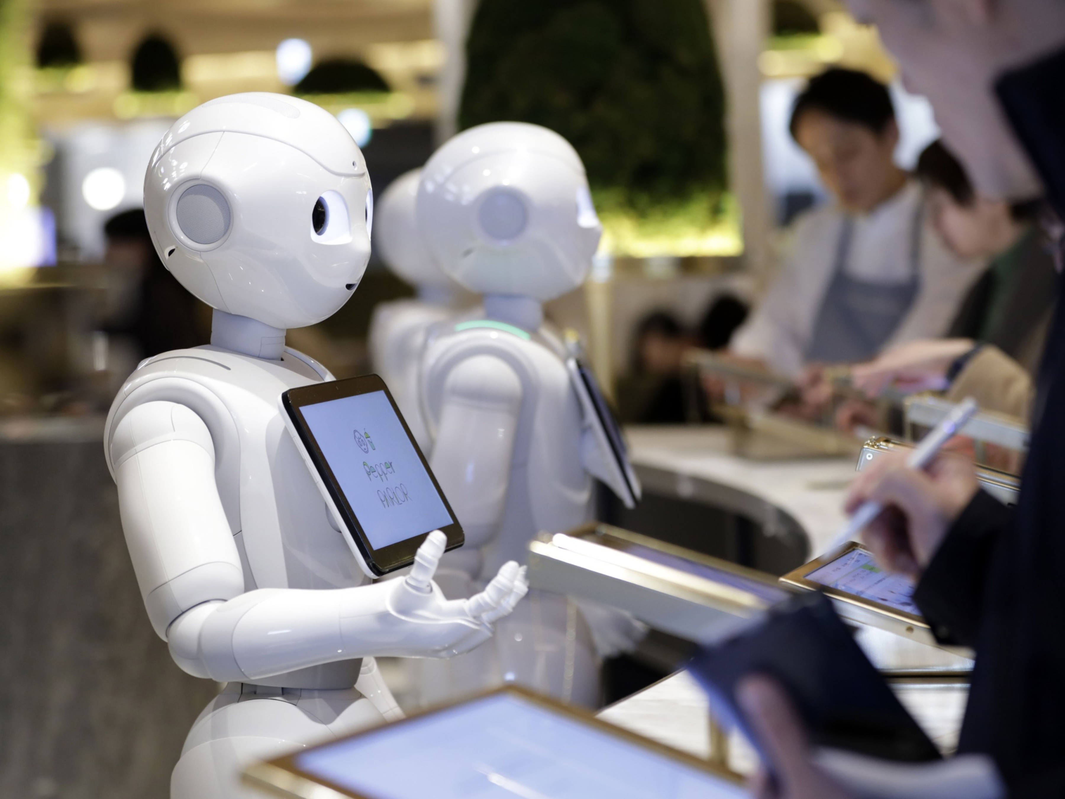 Automation Allows Companies to Shed Human Workers. Can It Also Save Them?