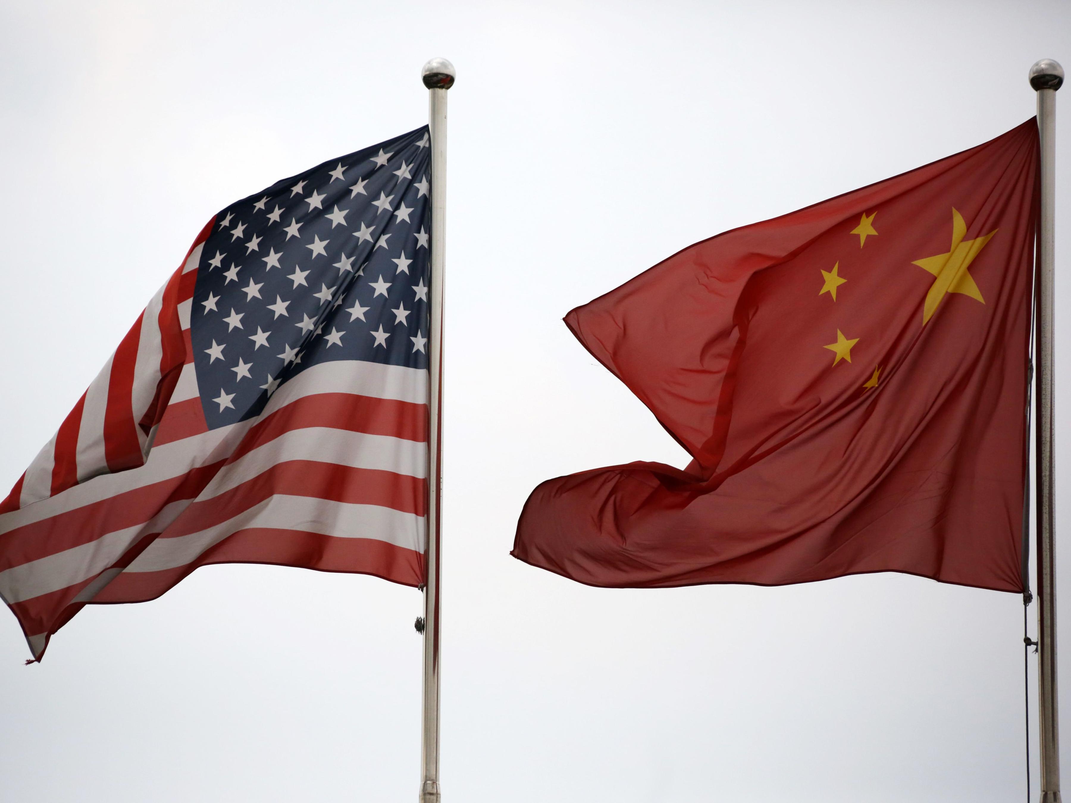 U.S. and China Trade