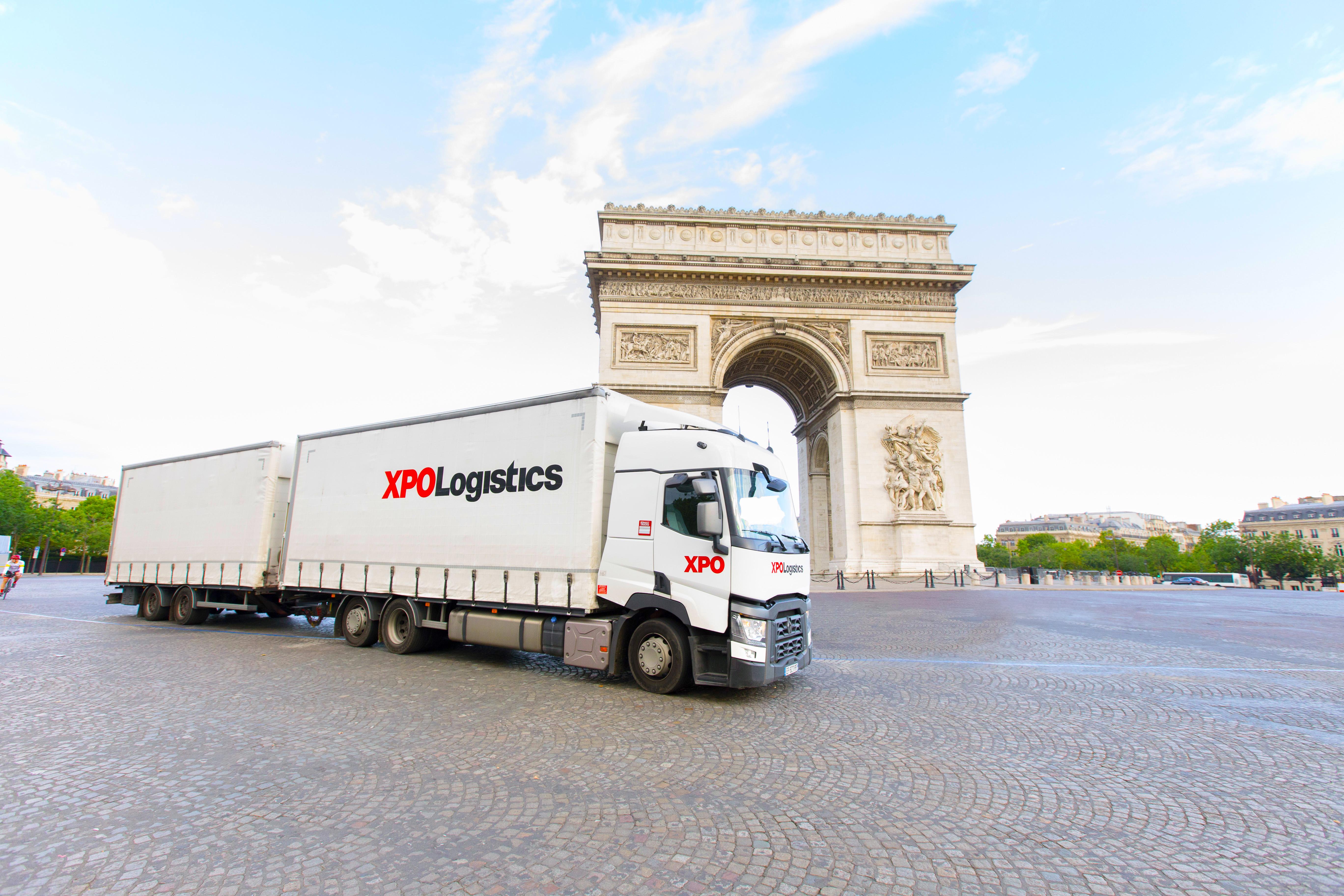 XPO Logistics Explores Breakup Of Transportation Company