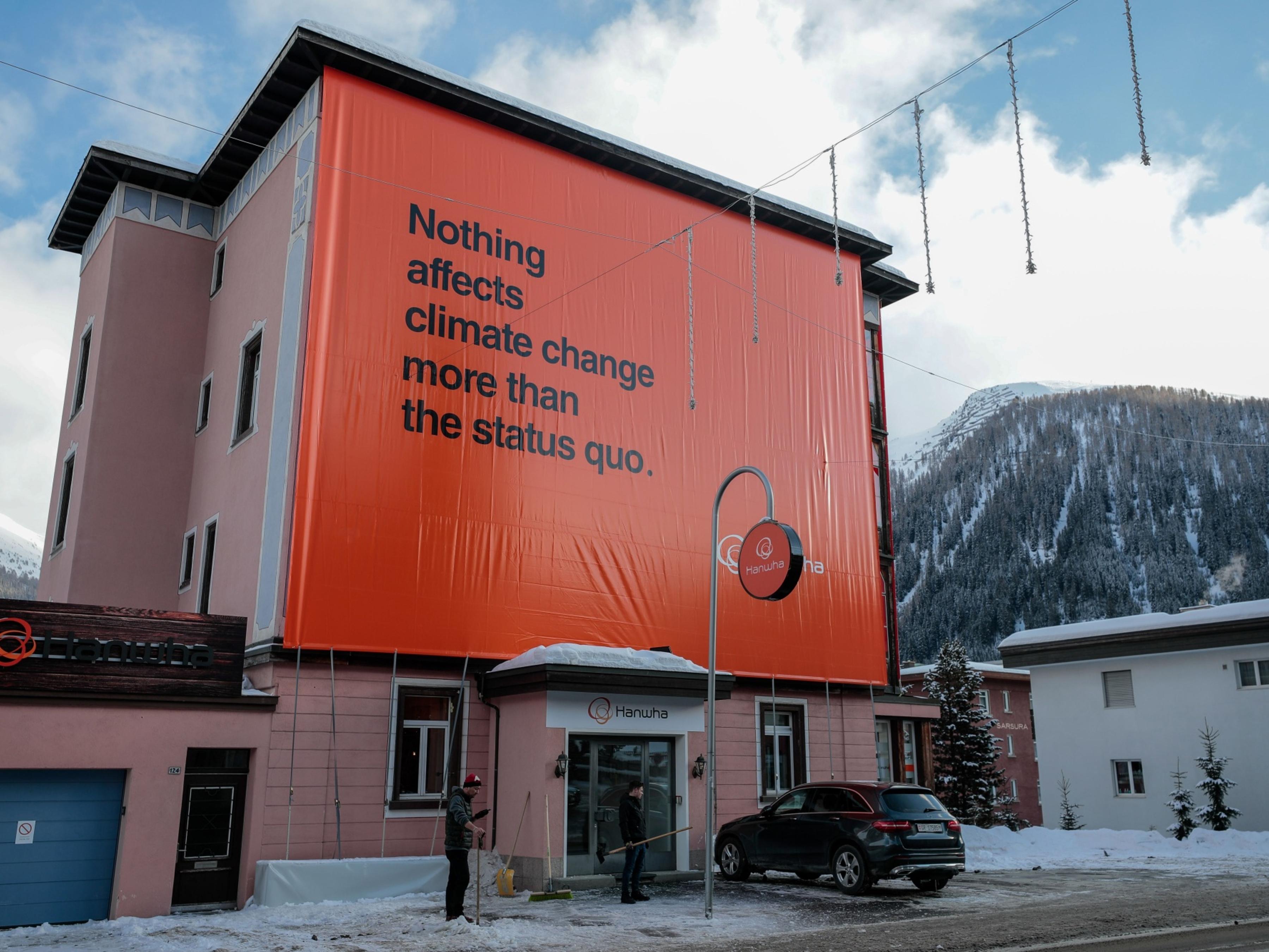 0124 climatechangedavosagenda