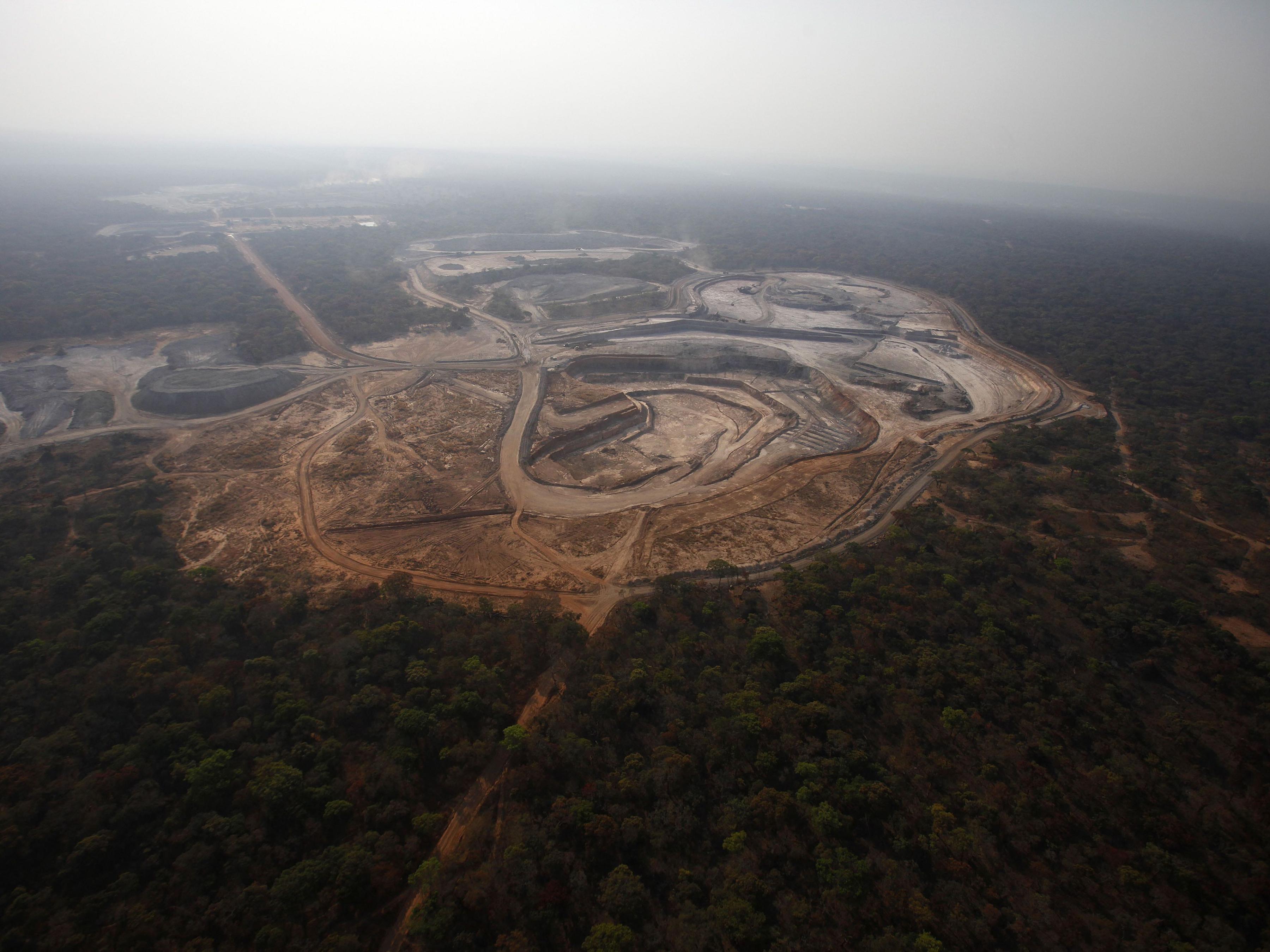 Cobalt mining