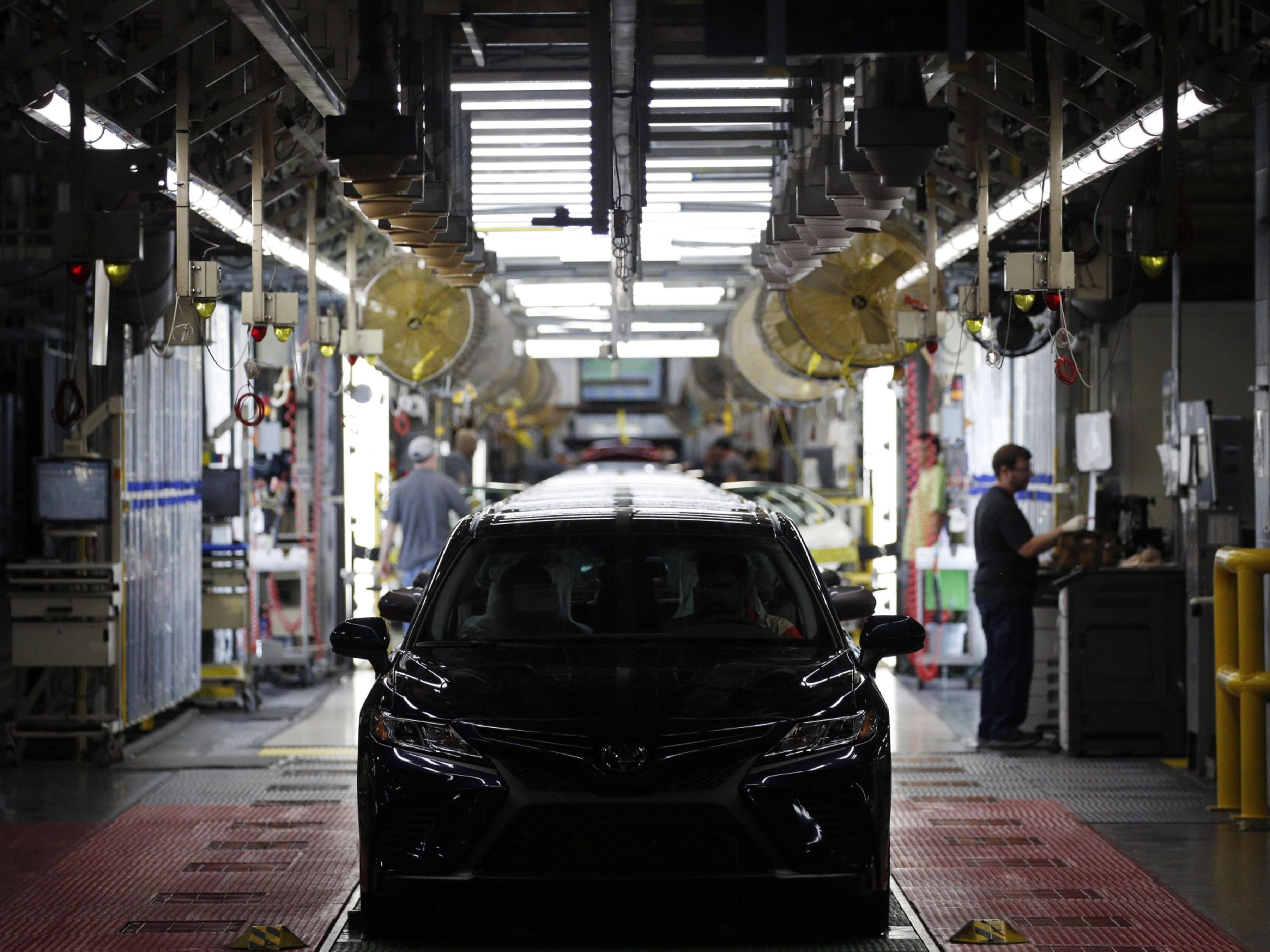 Auto Manufacturer