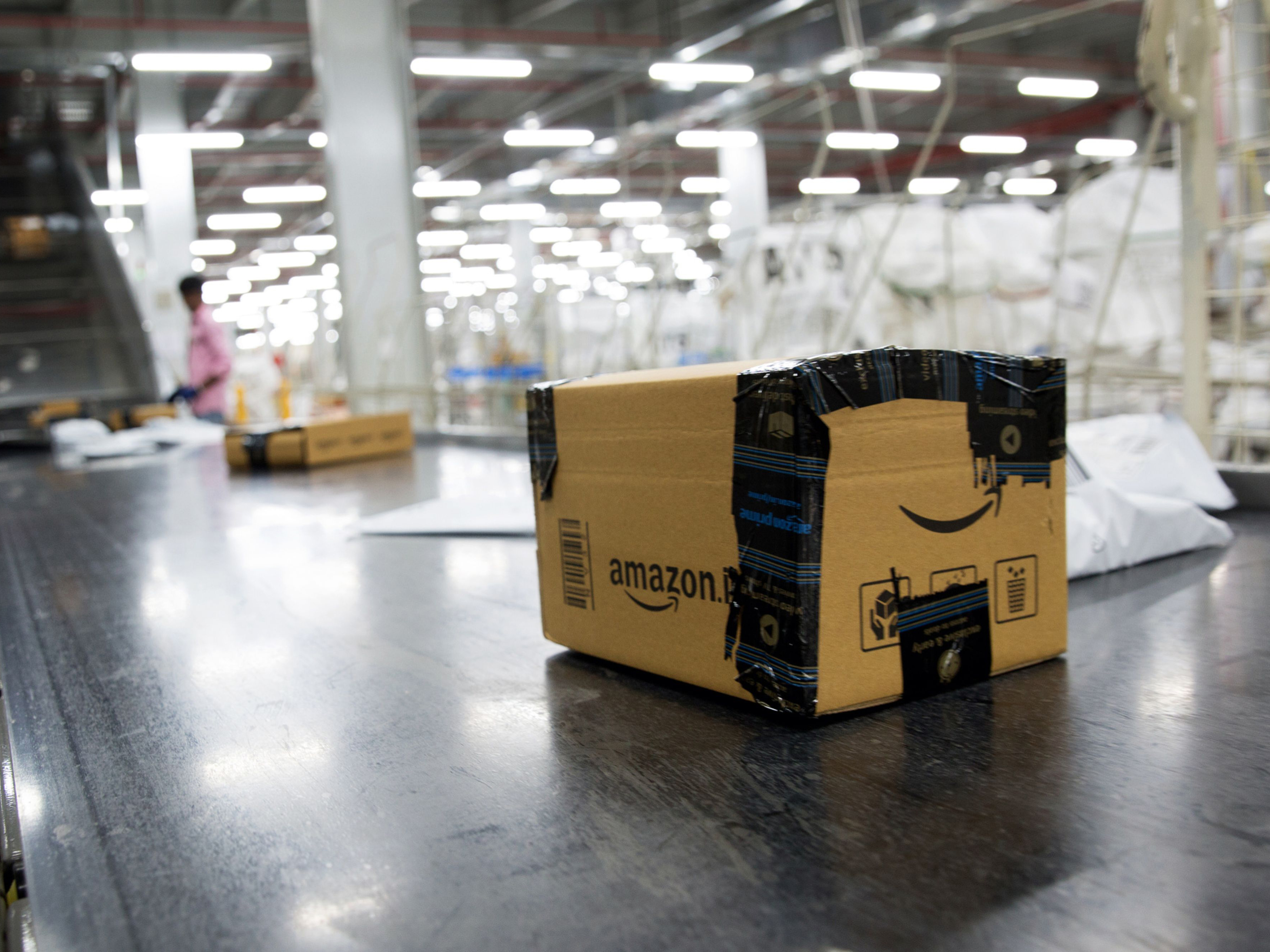 How Amazon Plans to Retrain 100,000 Employees