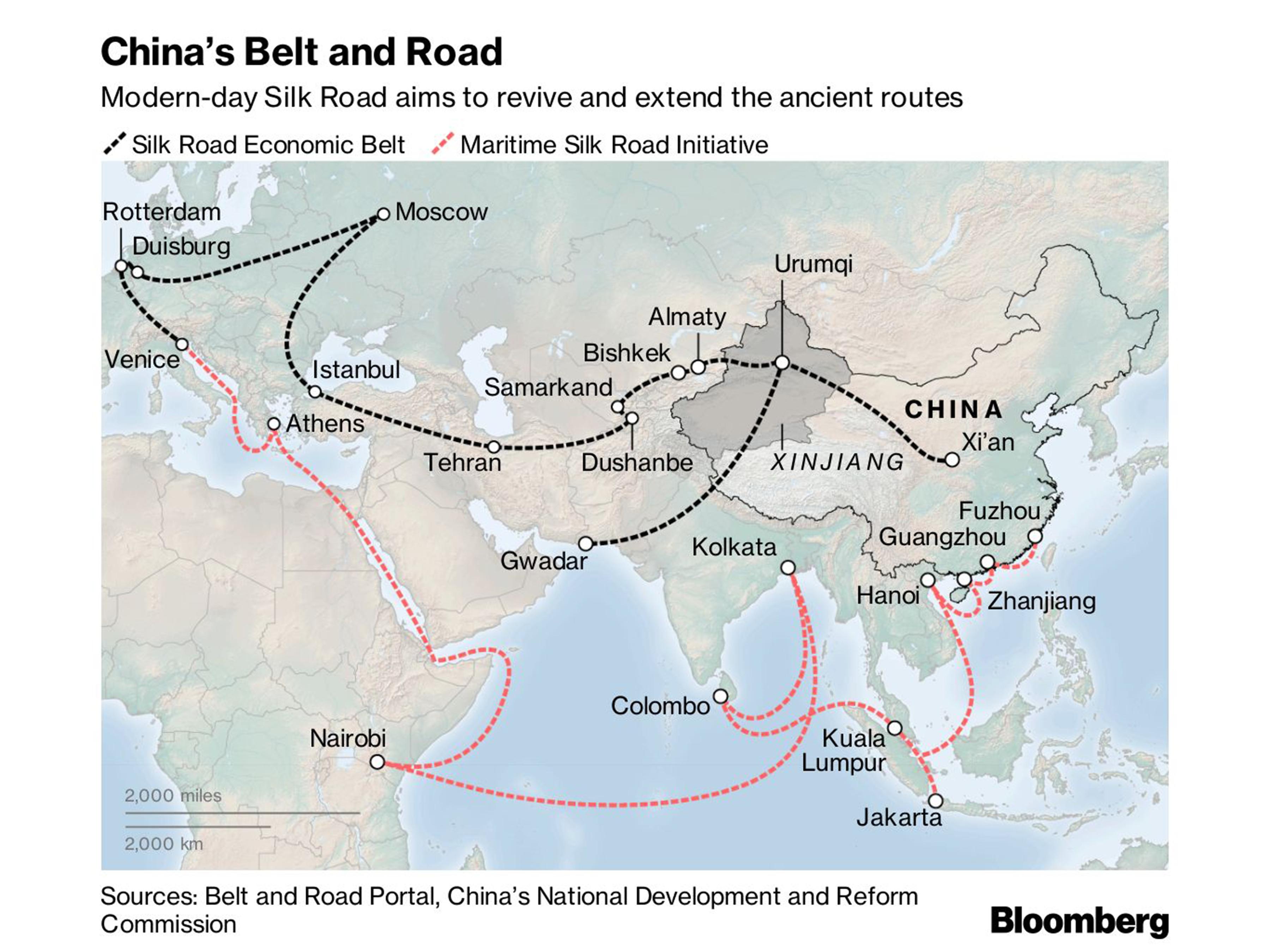 Italy's China Chill Runs Deeper Than Fears Over the Coronavirus