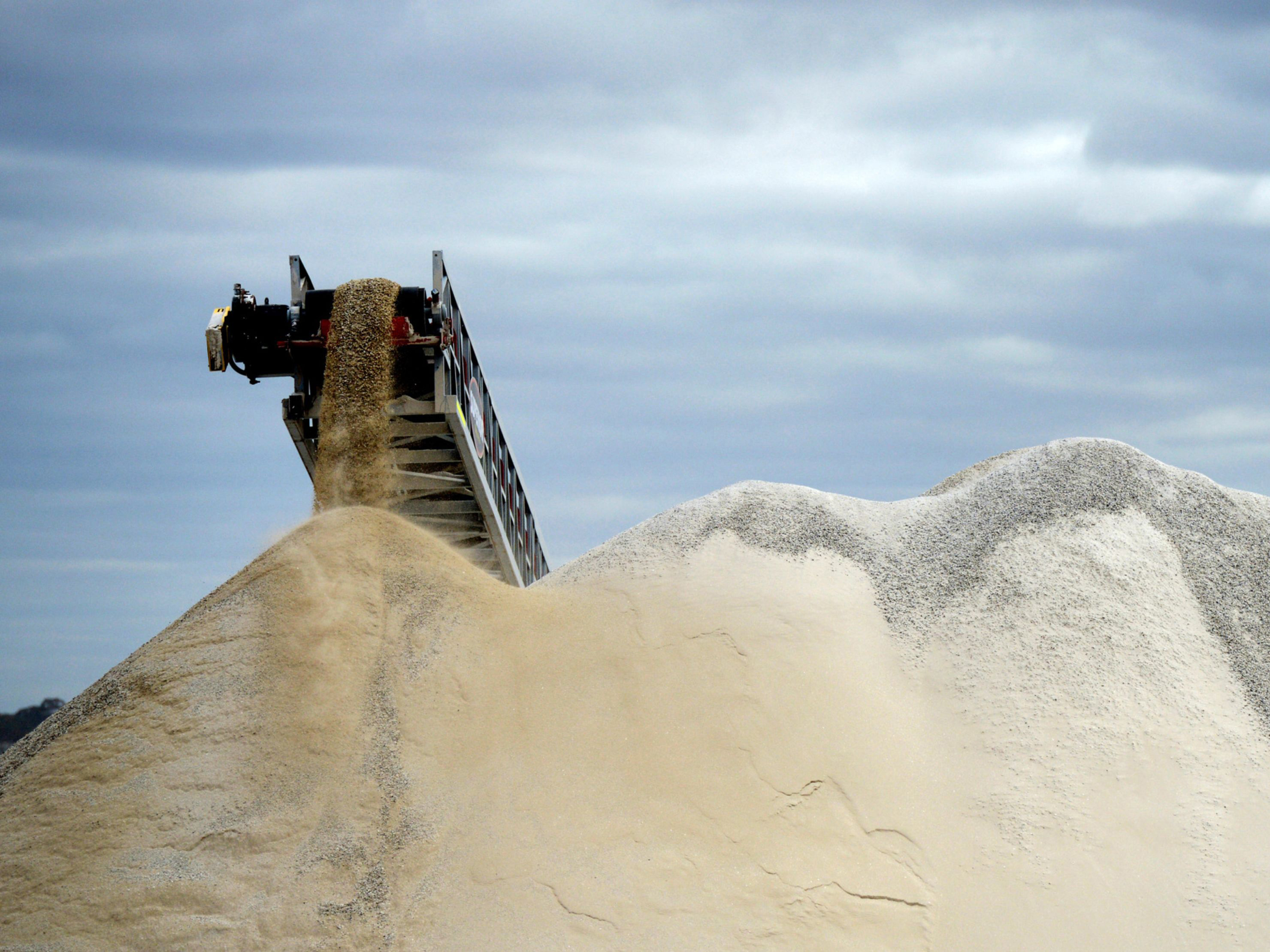 U.S. Launches Tool to Stake Claim to World's Rare Earth Minerals