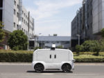 Driverless Delivery Van Startup Sees Demand Surge Amid Outbreak