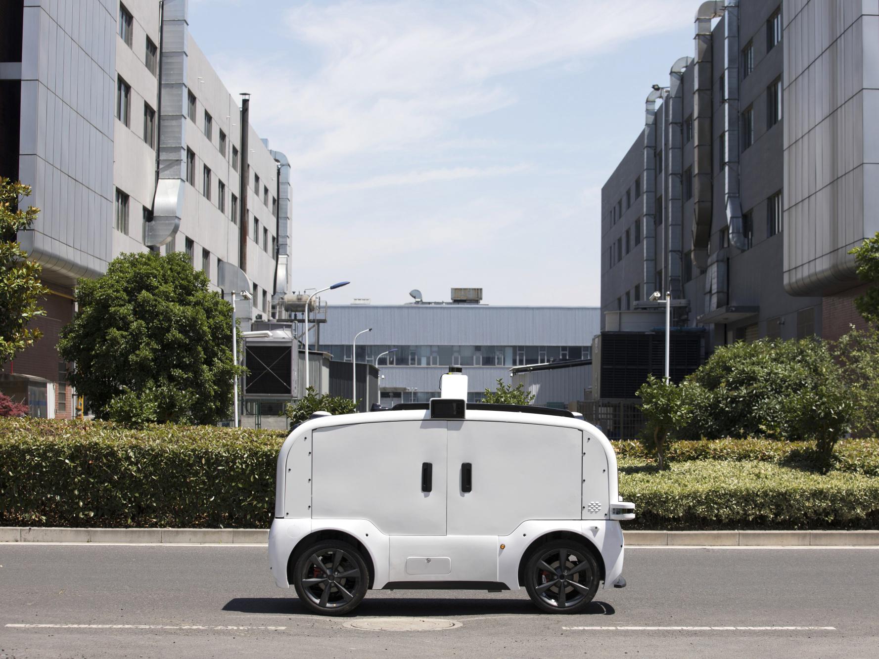 0313 driverlessdeliveryvanstartup