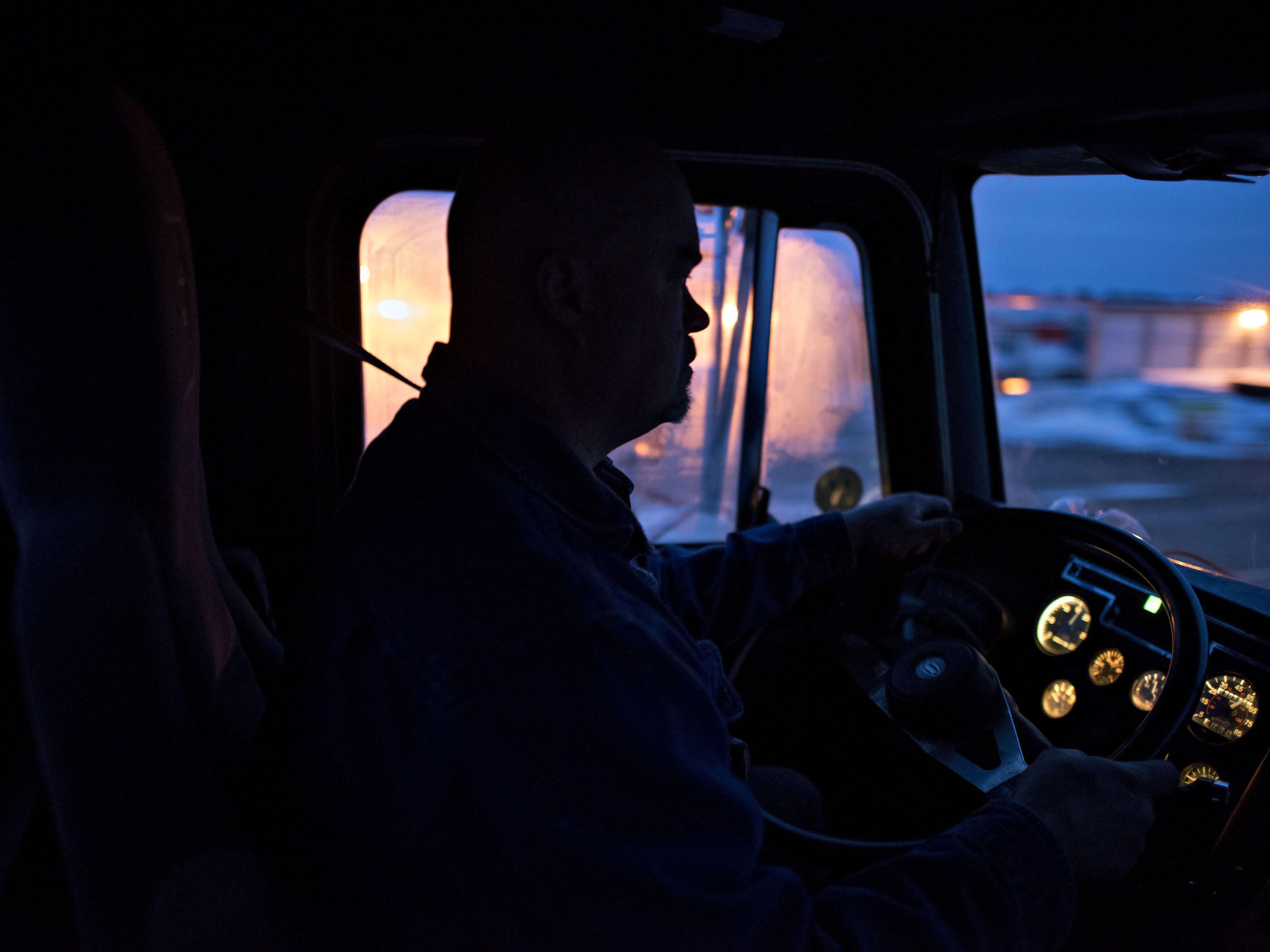 U.S. Truckers Enjoy Demand Surge