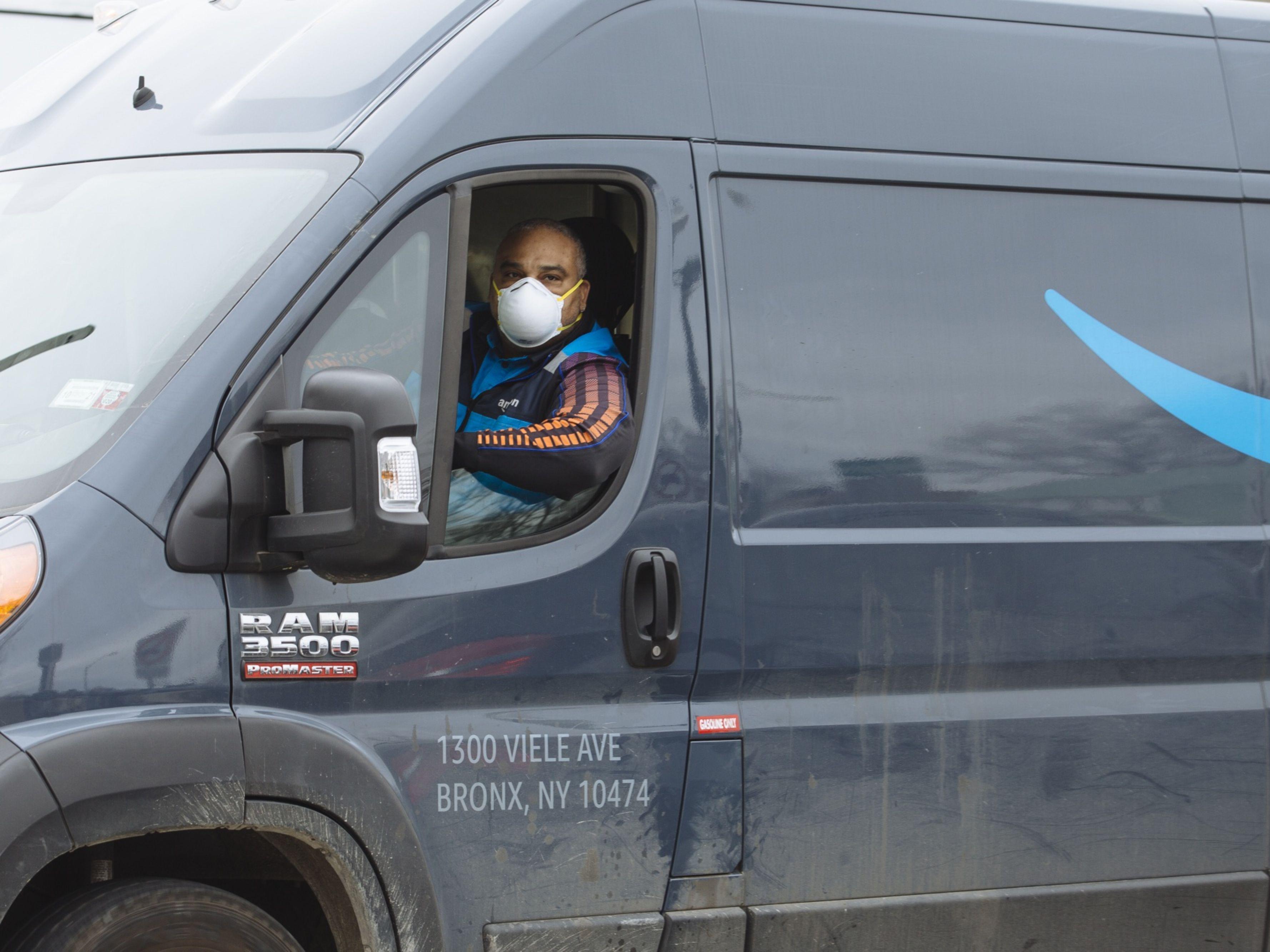 Amazon Truckers
