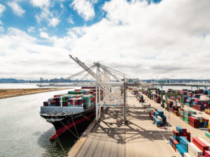 Global Food Exports Get Paralyzed by Problems for Ports