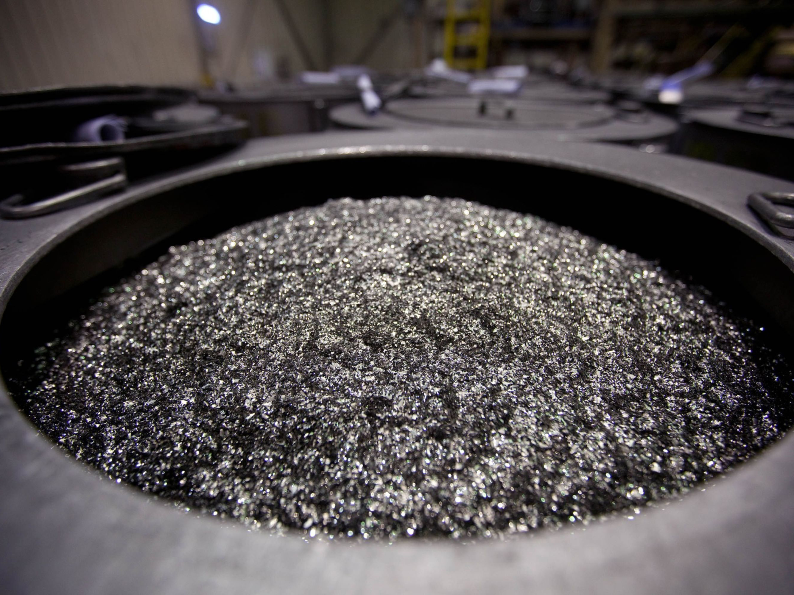 Another Attempt to Produce Rare-Earth Minerals in the U.S.