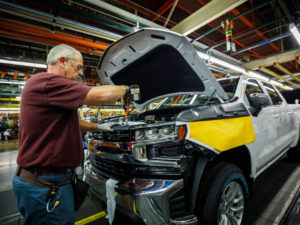 Automakers Are Ramping Up Production, Unnerving Factory Workers