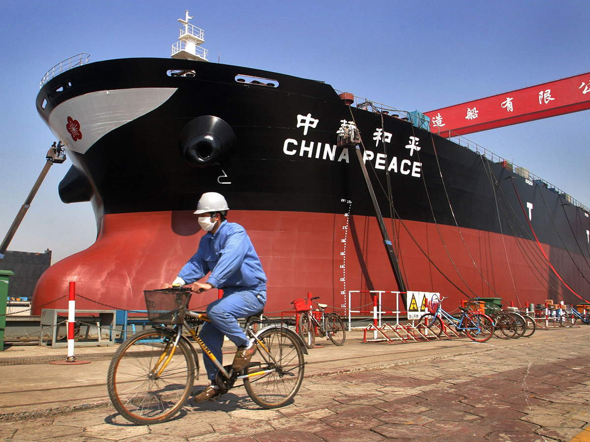 Commodity Freighters Are Shrugging Off COVID-19 for Now