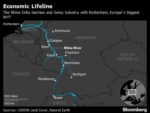 Germany Is Re-Engineering Europe's Most Important River