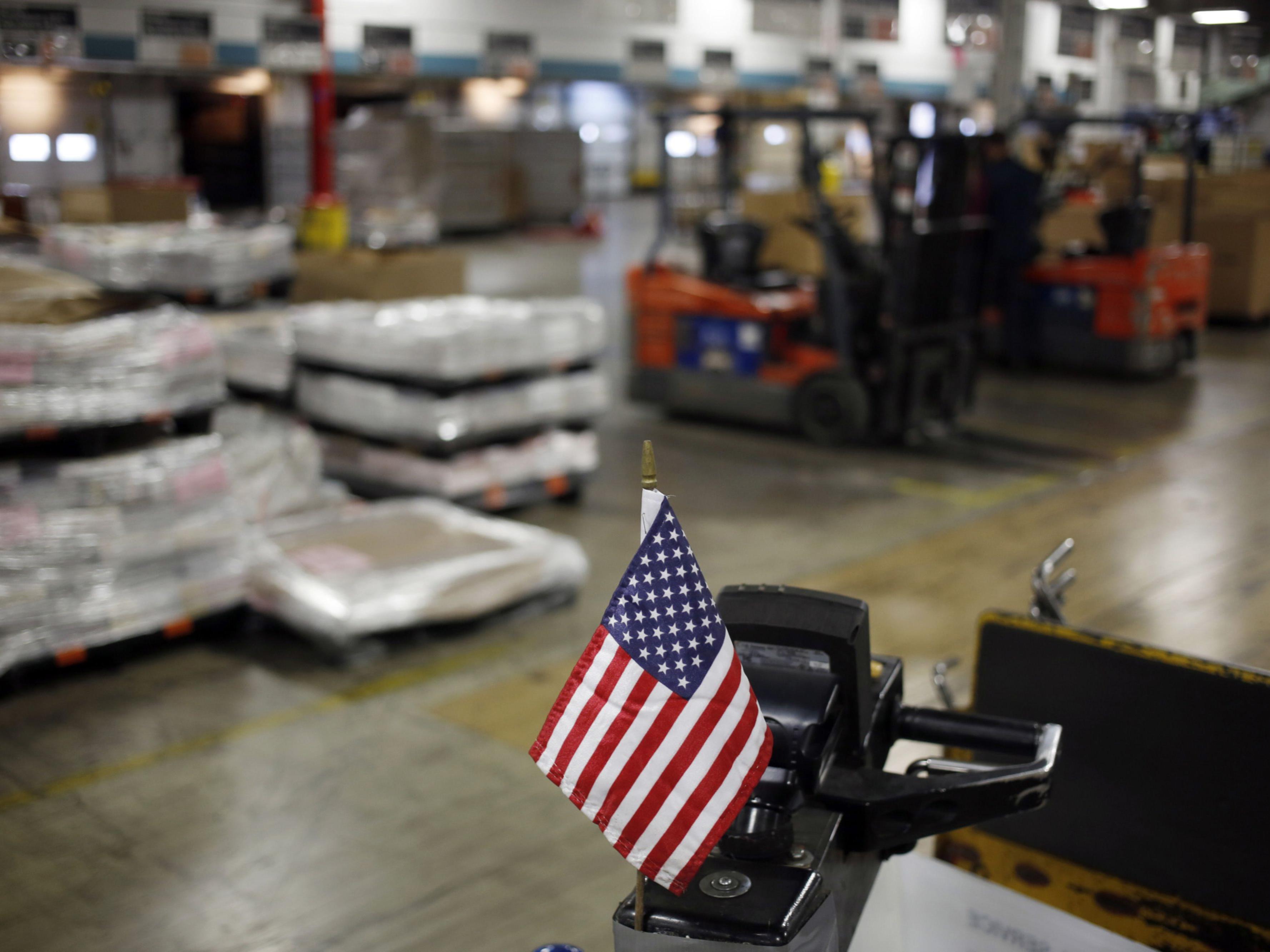 U.S. Manufacturing